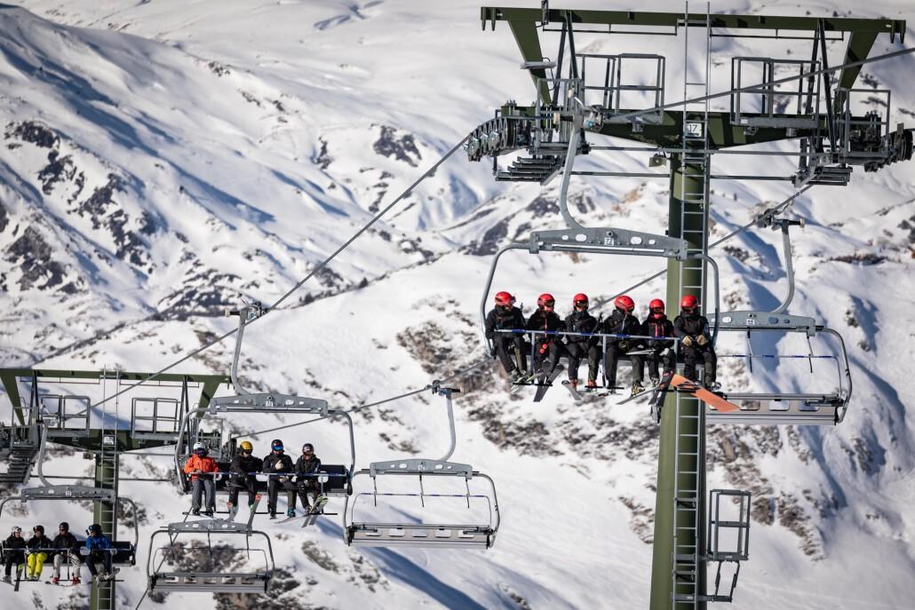 escuela esqui baqueira