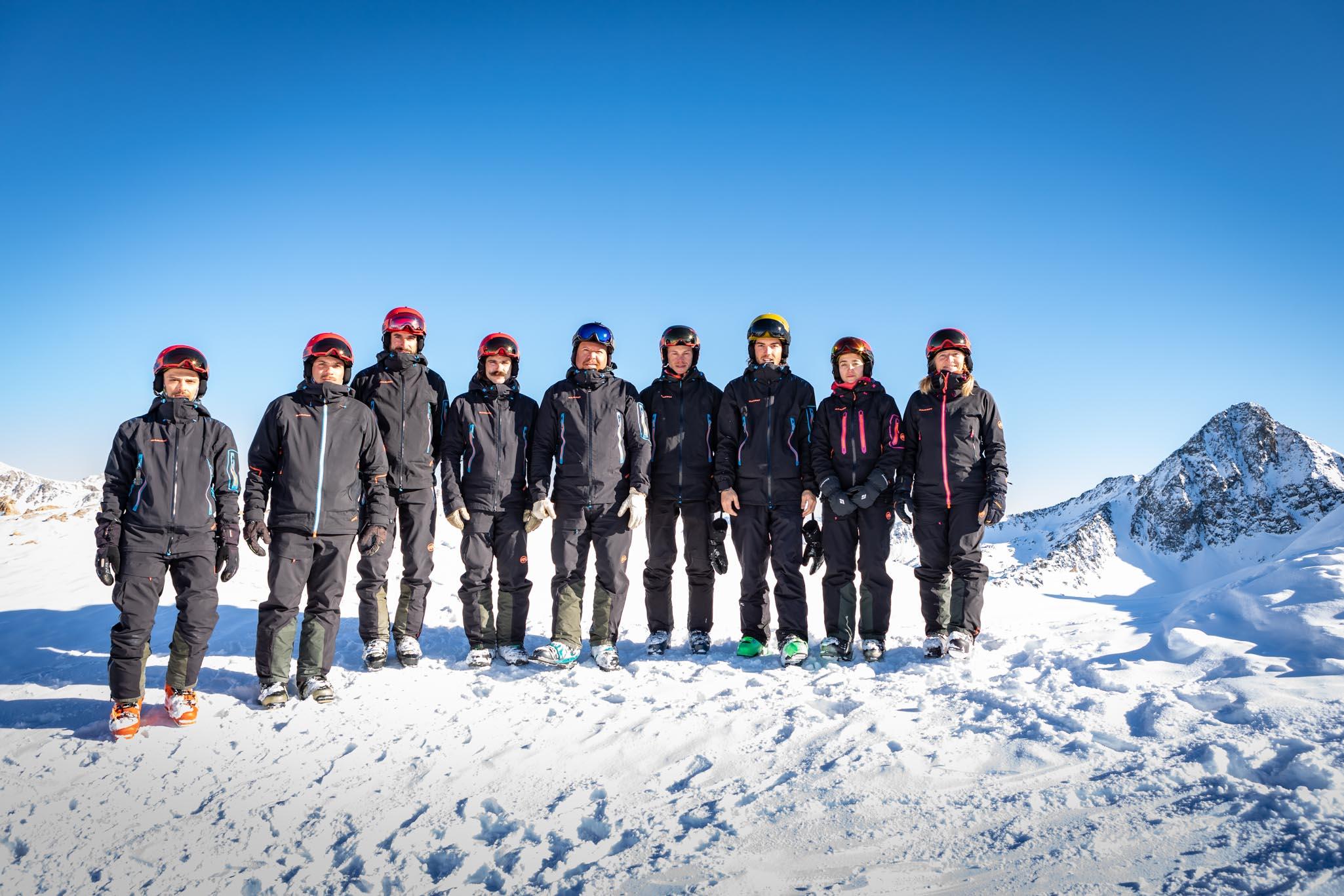 clases esqui baqueira