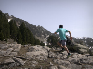 trail running valle .