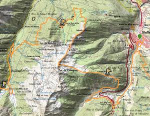 Mapa Primer Sector.aran by utmb png